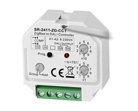 Zigbee to DALI DT8 controller, CCT