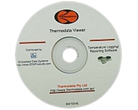 Thermodata Viewer Software (Including USB-adapter DS9490R)