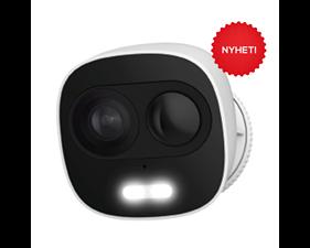 SWIBE Detect -  WIFI kamera och inbrottslarm
