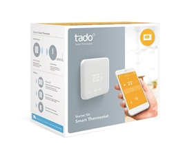 Tado Smart Thermostat Kit (v3)
