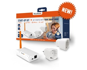 Startpaket Energy Premium Telldus Z-wave