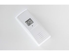 Temperature and humidity sensor with display. TellStick and RFXtrx433E compliant