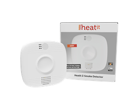 Brandvarnare - Heatit Z-Smoke Detector