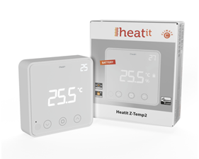 Termostat - Heatit Z-Temp 2