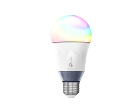 WiFi Smart RGB LED Bulb 11W/800 lumen dimmable 2700K-9000K