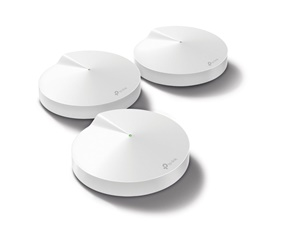 Accespunkter Mesh-Wifi 3-pack - TP-Link Deco M9 Plus