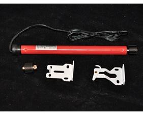 FYND Tubmotor 12V för 20mm rör, inbyggd 433MHz-mottagare - Tellstick och RFXTrx-kompatibel