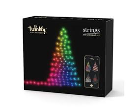 Julgransbelysning 225 LED (RGB) 25 meter, IP44 - uppkopplad