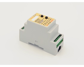 Din Adapter for Fibaro FGS-223 - with buttons