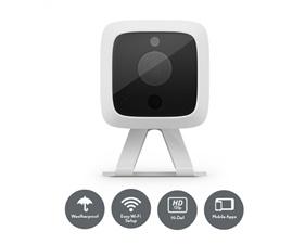 VistaCam 1000 - Weatherproof Outdoor HD WiFi Camera