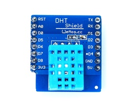 Temperature/Humidity Sensor Shield for WeMos D1 mini - DHT11