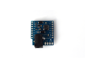 DC Power Shield for WeMos D1 Mini