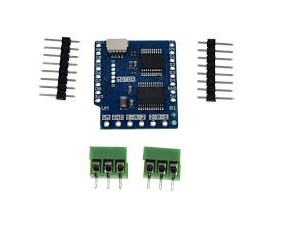 Dual Motor Shield for WeMos D1 Mini