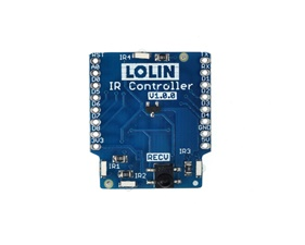 IR Controller Shield V1.0.0 for LOLIN D1 mini