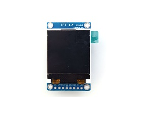 "TFT 1.4 Shield V1.0.0 for WeMos D1 mini 1.44"" inch 128X128 SPI LCD ST7735S"