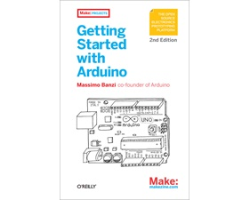 Getting Stared with Arduino, 2nd edition