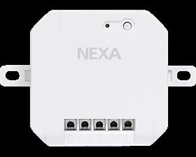 Brytare fast installation för trappkoppling - 2300W - Nexa WMR-2300