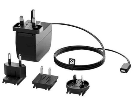 Köp OKdo Raspberry Pi Multihead Power Adapter 5.1V 3A (187 1381) för 159 Kr hos m.nu