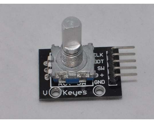 Buy Rotary Encoder 20p/v with switch - breakout board (rotary_breakout) for  2,9 € at en m nu