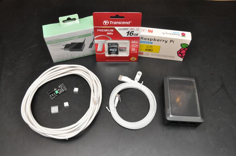 Köp Startpaket Raspberry Pi 1wire (R Pi_1wire+) för 1692 Kr hos m.nu